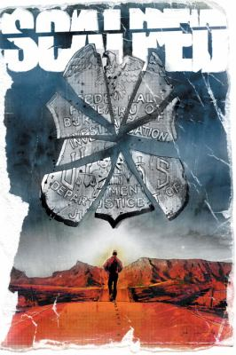 Scalped Vol. 10: Trail's End   2012 9781401237349 Front Cover
