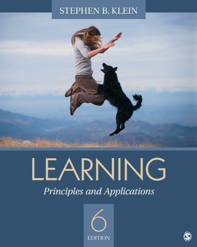 Learning Principles and Applications 6th 2012 edition cover
