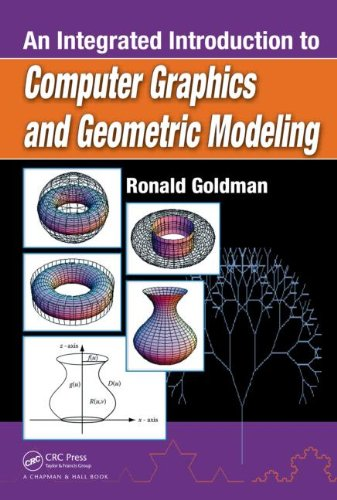 Integrated Introduction to Computer Graphics and Geometric Modeling   2009 edition cover