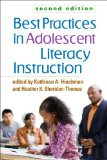 Best Practices in Adolescent Literacy Instruction, Second Edition  2nd 2014 (Revised) edition cover