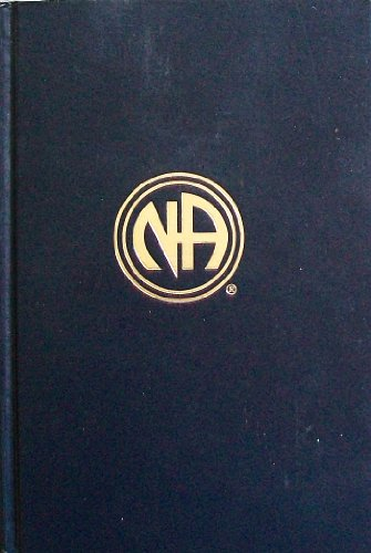 Narcotics Anonymous  6th 2008 9781557767349 Front Cover