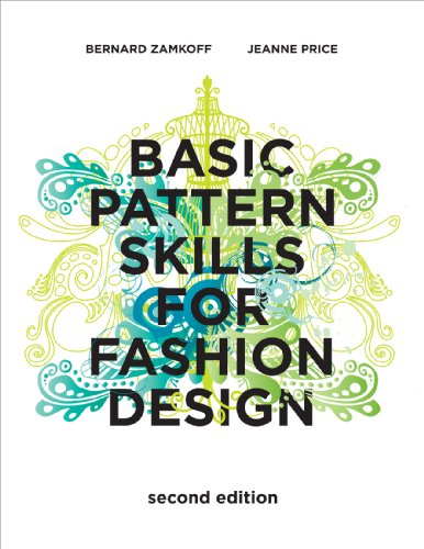 Basic Pattern Skills for Fashion Design  2nd 2009 (Revised) edition cover