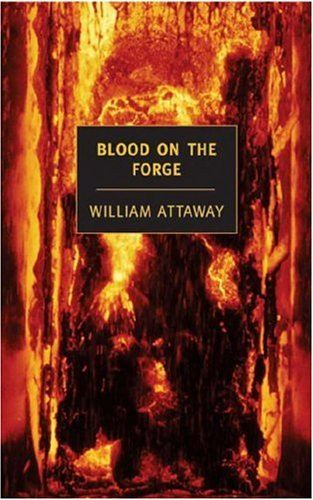 Blood on the Forge   2005 edition cover