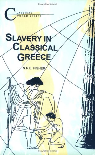 Slavery in Classical Greece   1993 edition cover