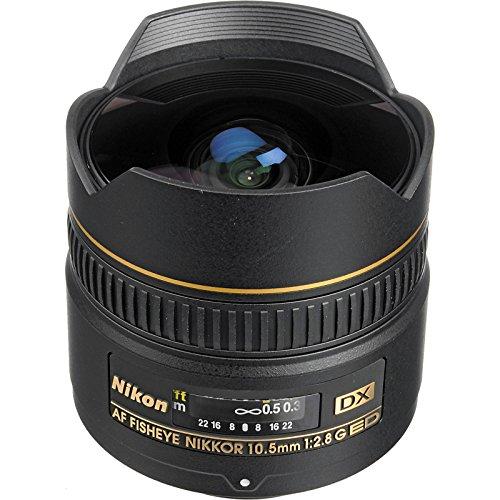 Nikon AF-S FISHEYE NIKKOR 10.5mm f/2.8G IF ED product image