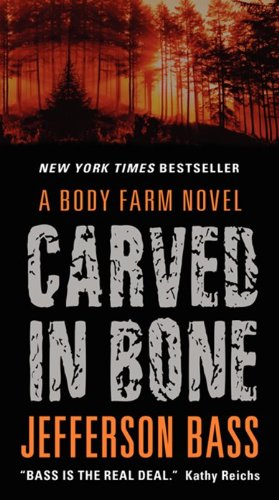 Carved in Bone  N/A edition cover