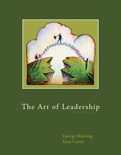 Art of Leadership  3rd 2009 9780073381350 Front Cover