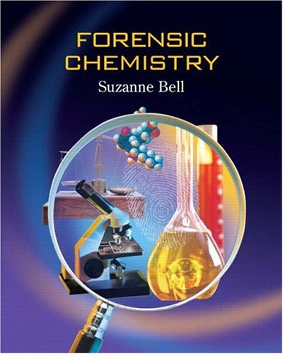 Forensic Chemistry   2006 edition cover