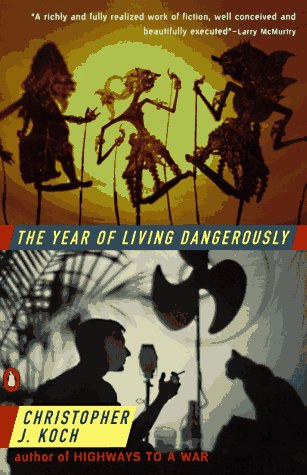 Year of Living Dangerously  N/A edition cover