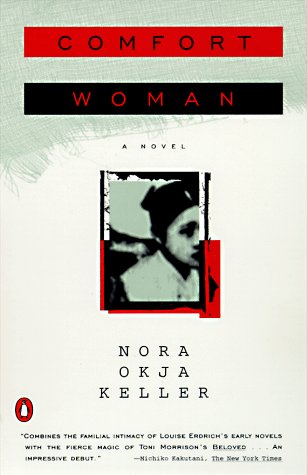 Comfort Woman   1997 edition cover
