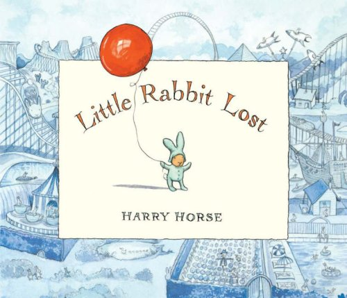 Little Rabbit Lost N/A edition cover
