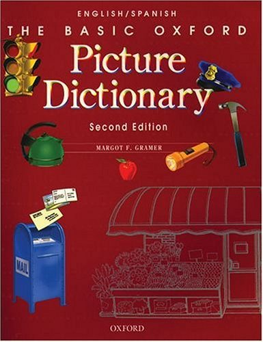 Basic Oxford Picture Dictionary  2nd 2003 edition cover