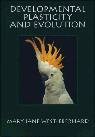 Developmental Plasticity and Evolution   2002 edition cover