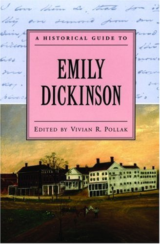 Historical Guide to Emily Dickinson   2004 edition cover