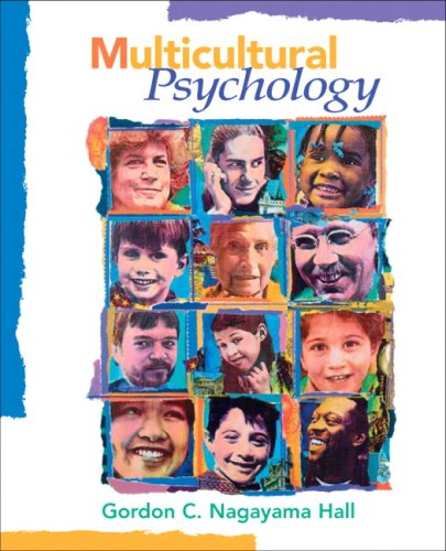Multicultural Psychology  2nd 2009 (Revised) edition cover