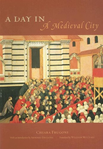 Day in a Medieval City   2006 edition cover