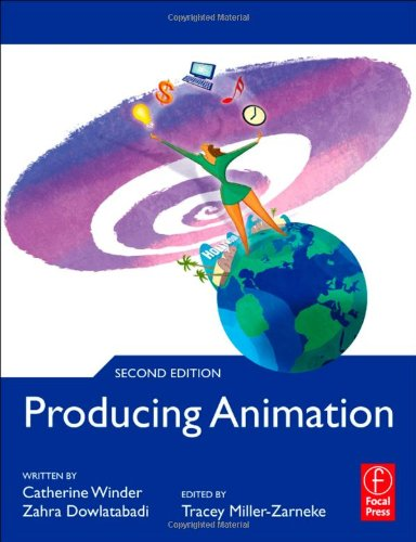 Producing Animation  2nd 2011 (Revised) edition cover