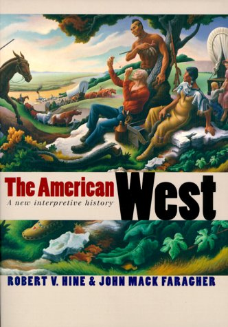 American West A New Interpretive History  2000 edition cover