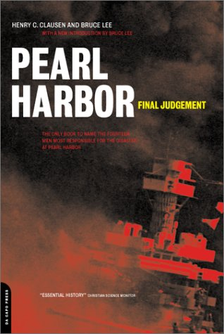 Pearl Harbor Final Judgement N/A edition cover