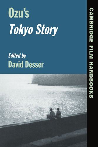 Ozu's Tokyo Story   1997 edition cover