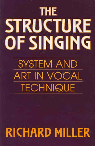 Structure of Singing System and Art in Vocal Technique  1996 edition cover