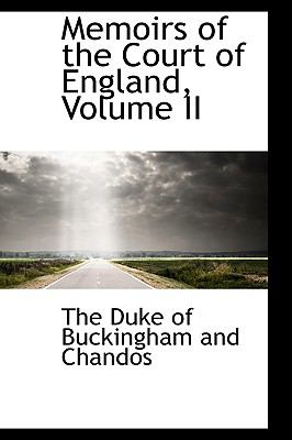 Memoirs of the Court of England N/A edition cover