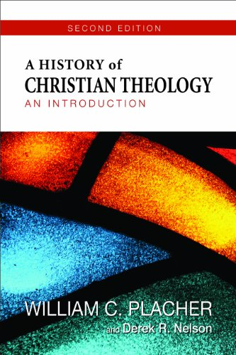 History of Christian Theology, Second Edition An Introduction  2013 edition cover