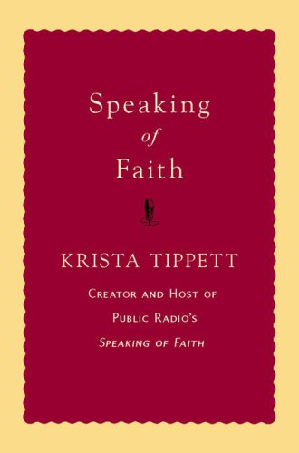 Speaking of Faith   2007 9780670038350 Front Cover