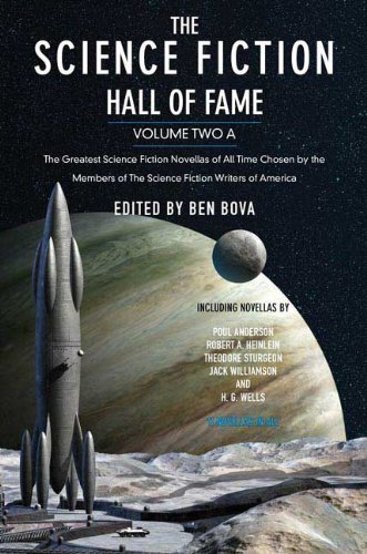 Science Fiction Hall of Fame The Greatest Science Fiction Novellas of All Time Chosen by the Members of the Science Fiction Writers of America N/A edition cover