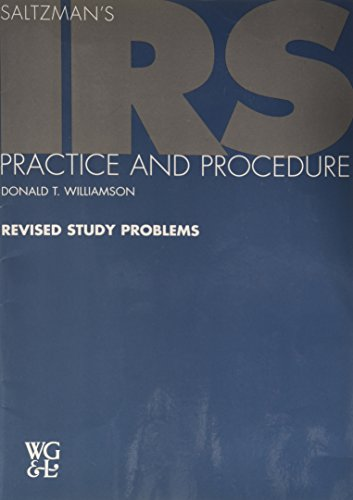 SALTZMAN'S IRS PRAC.+PROC.:STU  2004 edition cover
