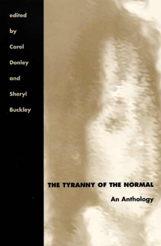 Tyranny of the Normal An Anthology  1995 edition cover
