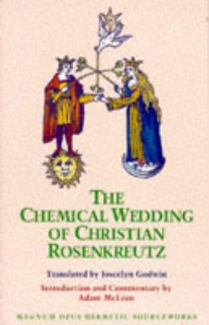 Chymische Hochzeit Christiani Rosenkreutz N/A edition cover