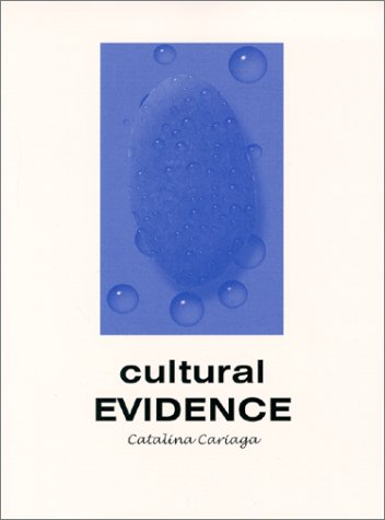 Cultural Evidence  N/A 9780966630350 Front Cover