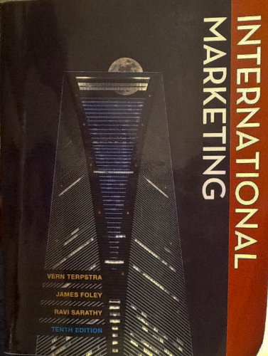 International Marketing  2012 edition cover