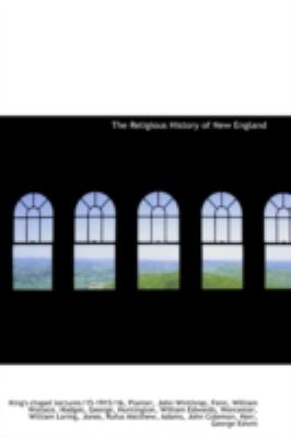 Religious History of New England  N/A 9781113222350 Front Cover
