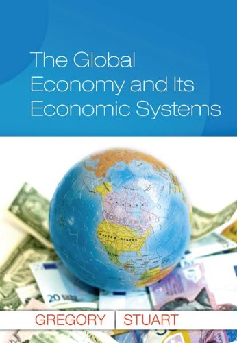 Global Economy and Its Economic Systems   2014 edition cover