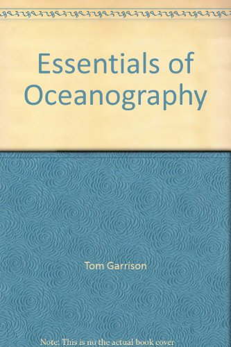 ESSENTIALS OF OCEAN.(LL)-TEXT >CUSTOM<  N/A 9781285547350 Front Cover