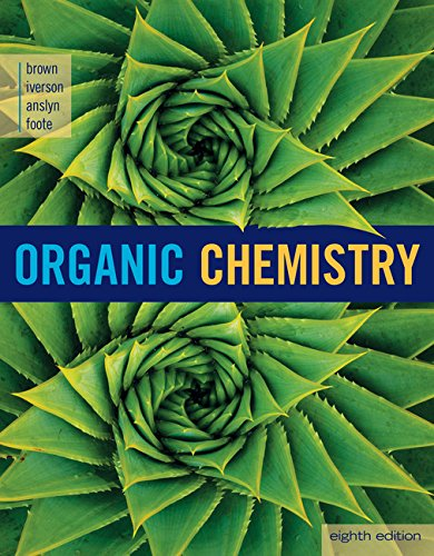 Organic Chemistry:   2017 9781305580350 Front Cover
