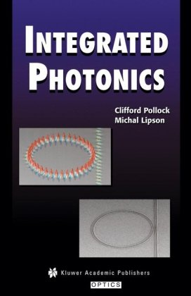 Integrated Photonics   2003 edition cover