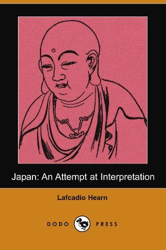 Japan An Attempt at Interpretation N/A 9781406544350 Front Cover