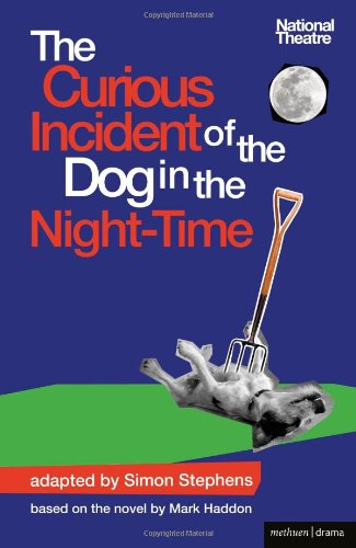 Curious Incident of the Dog in the Night-Time   2012 edition cover