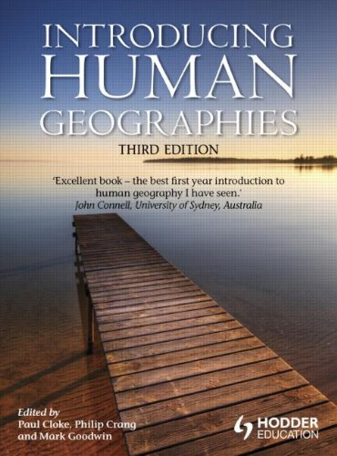 Introducing Human Geographies, Third Edition  3rd 2014 (Revised) edition cover