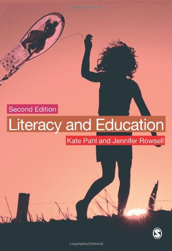 Literacy and Education  2nd 2012 edition cover