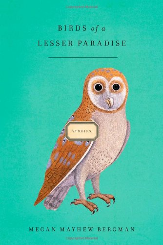 Birds of a Lesser Paradise Stories  2012 edition cover