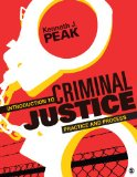 Introduction to Criminal Justice Practice and Process  2015 9781483307350 Front Cover