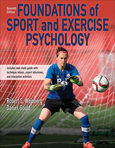 Foundations of Sport and Exercise Psychology 7th Edition with Web Study Guide-Paper  7th 2019 9781492572350 Front Cover