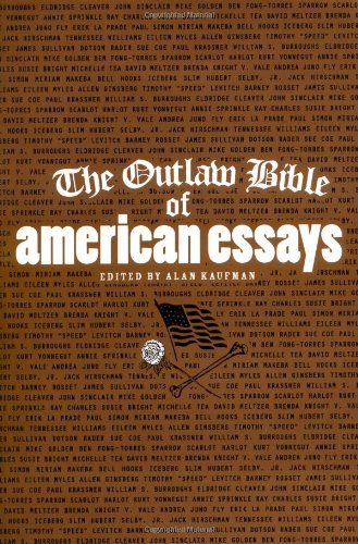 Outlaw Bible of American Essays   2006 edition cover