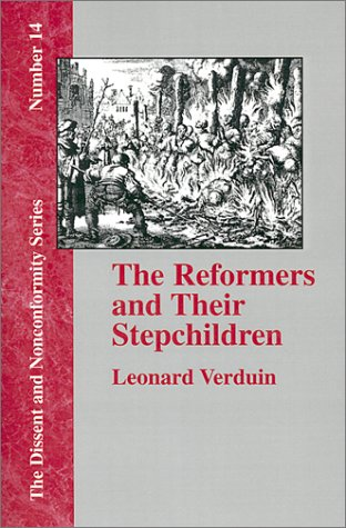 Reformers and Their Stepchildren N/A edition cover