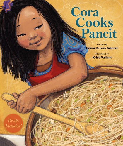 Cora Cooks Pancit   2009 9781885008350 Front Cover