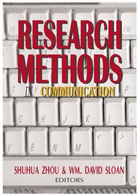 Research Methods in Communication   2009 edition cover